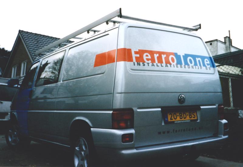 Logo voor Ferrotone