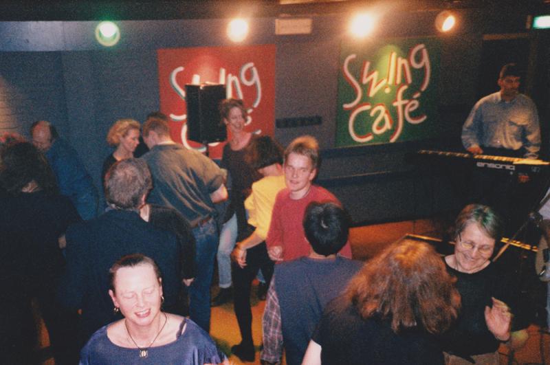 Logo swingcafé