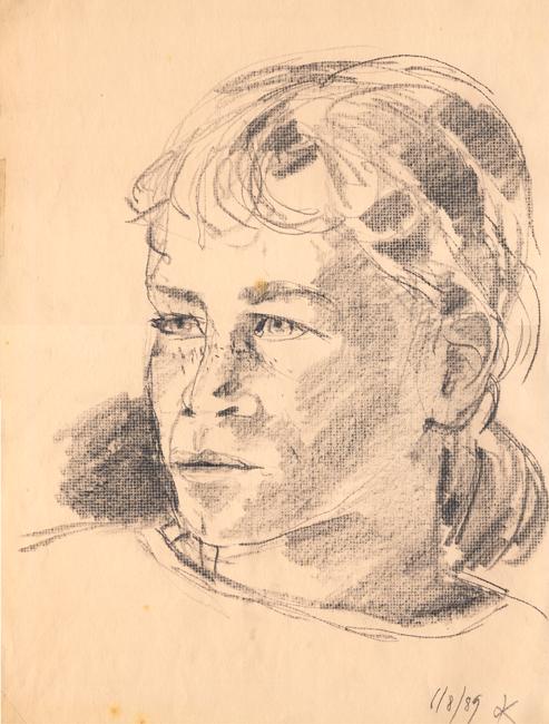 Portret Afke