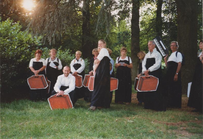 Deelname Liefdesliederenkoor voor amateurtoneel, Oosterbeek