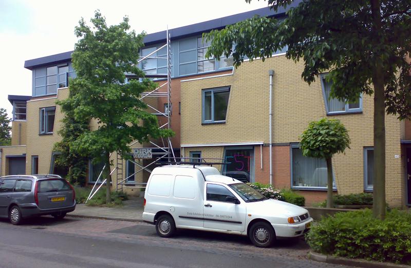 Woonhuis, Wageningen